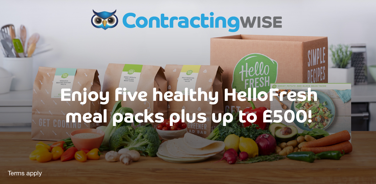 Get Cooking with HelloFresh